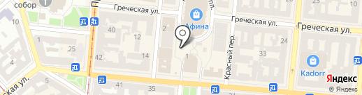 Fetish на карте Одессы