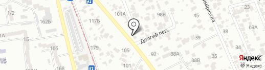 Шиномонтажная мастерская на карте Одессы