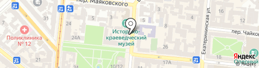 Beauty Point на карте Одессы