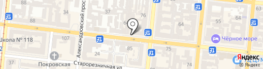 Ирис-Групп на карте Одессы