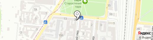 Webreforma на карте Одессы