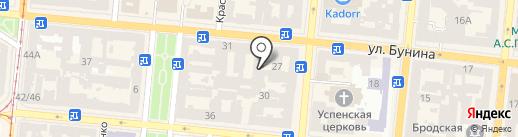 Magic flower lab на карте Одессы