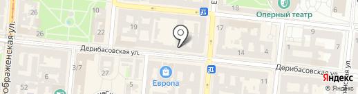Top Shoes на карте Одессы