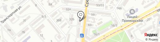 Экодор на карте Одессы