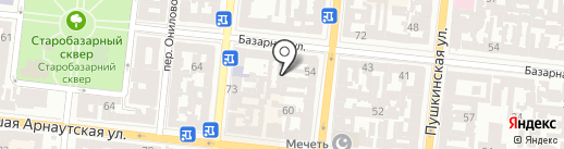 Green Zone на карте Одессы