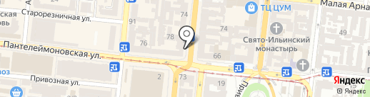 KomTech на карте Одессы