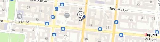 Remax на карте Одессы