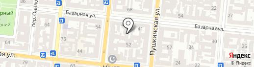 VerOna на карте Одессы