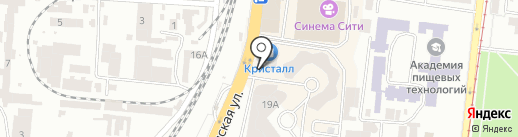 Sugar Lady на карте Одессы
