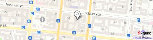 Пугачева и К, ЧП на карте Одессы