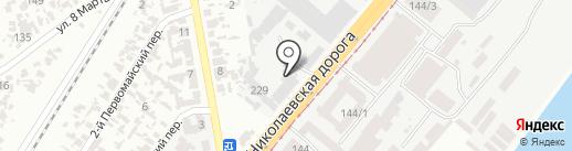 ОдесКабель на карте Одессы