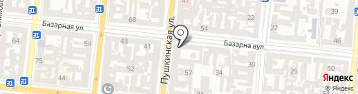 Lianail на карте Одессы