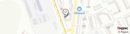 CLEVER MED на карте Одессы