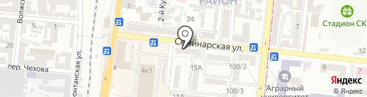 Студия заточки режущих инструментов на карте Одессы