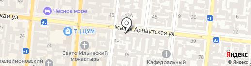 DietCenter на карте Одессы