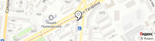 Захист, ТОВ на карте Одессы