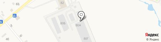 Фишлидер на карте Ульяновки