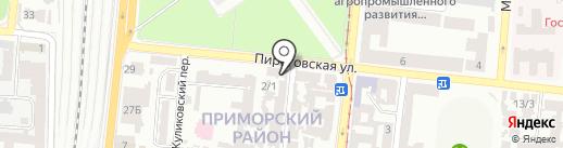 Flower Shop на карте Одессы