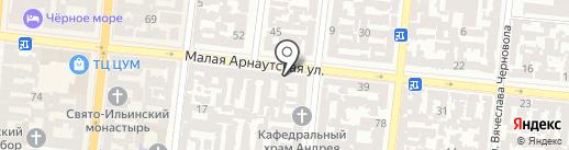 Мебель в дом на карте Одессы