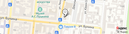 MSA Marmara на карте Одессы