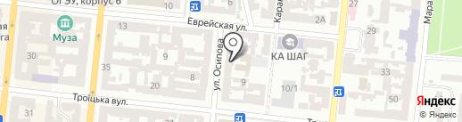 Star-2 на карте Одессы