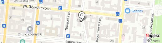 111PIX UA на карте Одессы