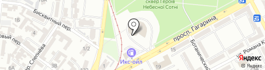 МАРИЯ-ТРЕВЕЛ на карте Одессы