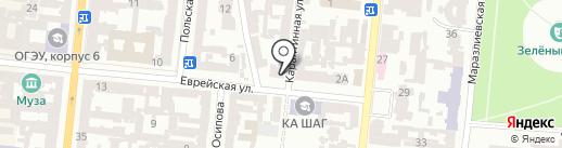 Солідарність. Блок Петра Порошенка на карте Одессы