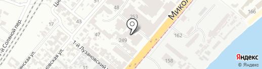 Pasha Лукум на карте Одессы
