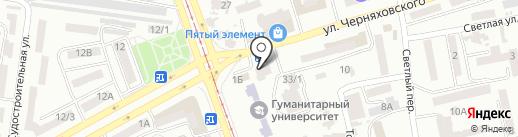 СТАНДАРТ ФИНАНС ГРУПП на карте Одессы