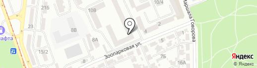 Be Queen на карте Одессы