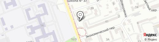 Фотокопицентр на карте Одессы