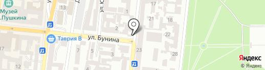 Мангал Експрес на карте Одессы