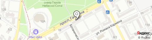 REHOUSE Odessa на карте Одессы