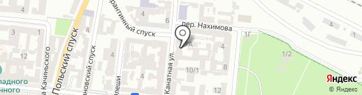 Центр детектора лжи на карте Одессы
