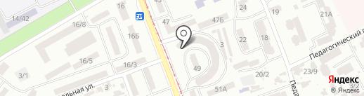 МАГАЗ на карте Одессы