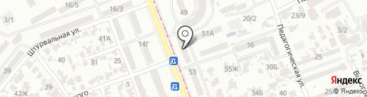 Bomba на карте Одессы