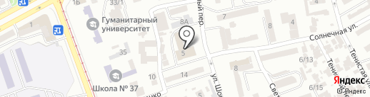 Эпил-дизайн на карте Одессы