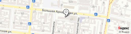 Beauty Boom на карте Одессы