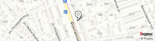 Куликов имплант на карте Одессы