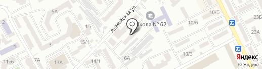 ХелпЮзер на карте Одессы