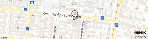 Seine Media на карте Одессы