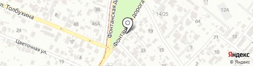 PLATINUM DENT на карте Одессы