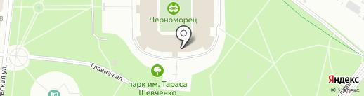 Health Lab на карте Одессы