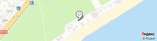 Саванна на карте Одессы