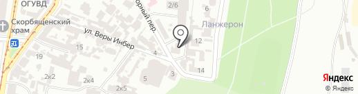 Нави Мэритайм Груп на карте Одессы