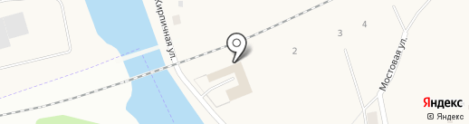 Хороший сервис на карте Отрадного