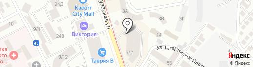 Mideda clothing на карте Одессы