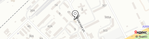 Центр бытовых услуг на карте Одессы