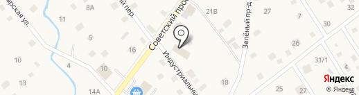 Гарантия воды на карте Ульяновки